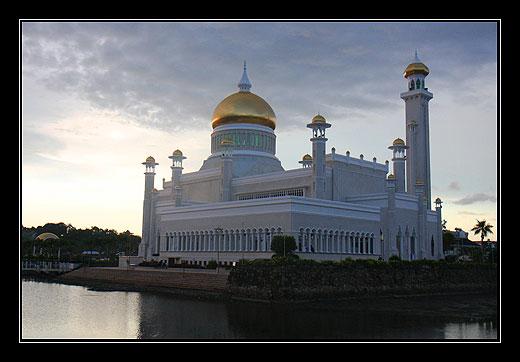 Mešita Omar Ali Saifuddien