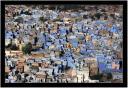 Modre domy v Jodhpuru