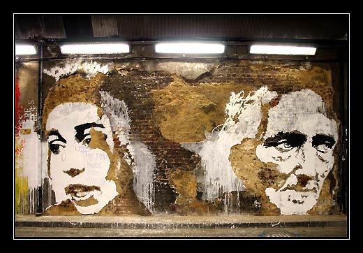 Londýnský streetart
